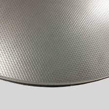 metal table top texture. stainless steel table top- round metal top texture 2