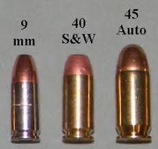 Handgun Caliber Chart Smallest To Largest Pistol Calibers Comparison Of The Most Common Options