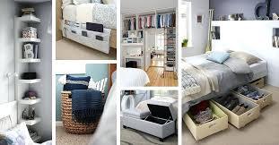 Pictures Gallery Of Stunning Bedroom Organization Ideas For Small Bedrooms  Inside Bedroom Organization Ideas For Small Bedrooms Best Family Rooms