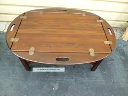butler coffee table classics round coffee table view here butler style tables element 6 classics round coffee t mahogany butler tray coffee table