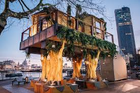 luxurious tree house. Creating A Luxury African Treehouse On The Banks Of Thames Luxurious Tree House