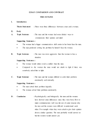 essay comparison and contrast fiwiar a