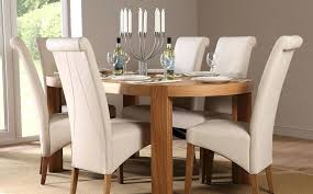 round table seats 6 decorative cream dining table set 6 cool and chairs about remodel room round table seats 6