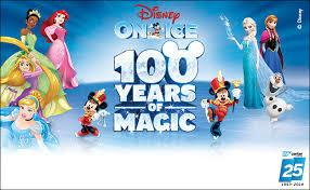 Disney On Ice Seating Chart 2018 Disney On Ice Celebrates 100 Years Of Magic Sap Center
