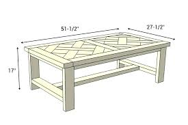 standard coffee table dimensions average height for amazing is good round d