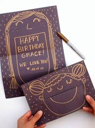 handmade birthday card ideas for best friend fresh 25 of the best diy birthday cards of