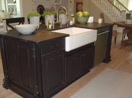 Kitchen Design Dark Cabinets Farmhouse Kitchen Dark Cabinets Quicuacom