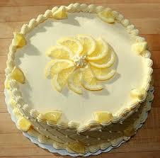 Lemon Birthday Cake Recipes Sweets Lemon Birthday Cakes Cake