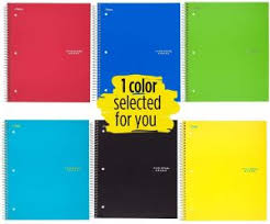 Buy Onyx Five 3 Subject Notebook Mead Dell Hp Uae Souq Com