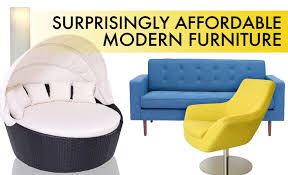 cheap modern furniture. 14 Surprisingly Affordable Pieces Of Modern Furniture That Won\u0027t Break The Bank Cheap D