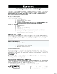 See Resumes Free Resume Different Resume Formats