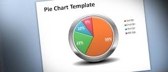 excel graph templates download free creative pie chart template for powerpoint presentations