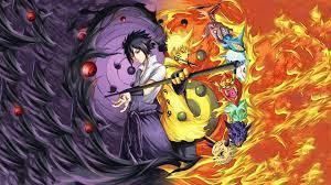 Anime Naruto And Sasuke Wallpapers ...