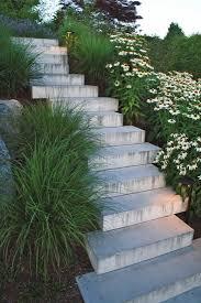 Small Picture Modern Concrete Garden Decor and Designs Concrete steps