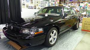 This Couple Is Selling A Mint-Condition 2003 Mercury Marauder With ...