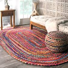 large braided rugs rectangular where to primitive rug