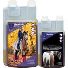 Paard En Mestonderzoek Hipposupport Lijnzaadolie