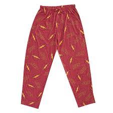 Pants Logos The Flash Comic Logo Pajama Pants Superheroden Com