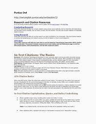 How To Write A Resume Purdue Owl Is How To Write A Resume Grad Kaštela