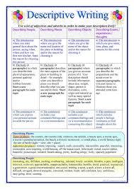 descriptive writing worksheets worksheets library  task based descriptive paragraph writing worksheets