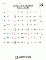 Fractions Decimals Percents Worksheets Word Problems Percentages2 ...
