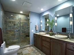 pot light over bathtub