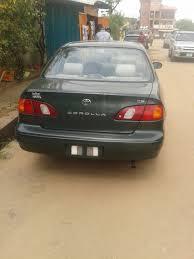 Tokunbo Toyota Corolla 2000 Model - N860k - Autos - Nigeria