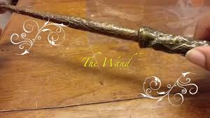 how to harry potter style wand pen