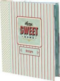 Recipe Journals Details About Recipe Journals Home Sweet Home Hardcover Spiral Recipe Keeper