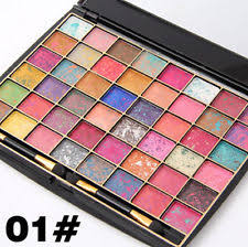 miss rose 48 colors mixed eye shadow matte 3d eyeshadow palette pro makeup kit