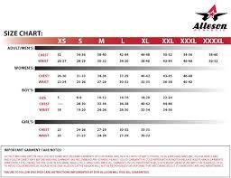 Badger Sportswear Size Chart Sizing Charts Sp Custom Online