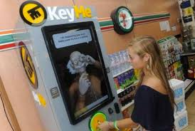 Key Cutting Vending Machine Adorable The KeyMe Kiosk One Of The Simplest Vending Machine Ideas Ever