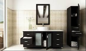 contemporary bathroom vanity cabinets. White Single Sink Bathroom Vanity Extraordinary Window Decor Ideas Contemporary Cabinets