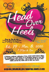 Head Over Heels The Players Centre