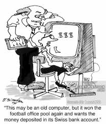 Office Football Pool Office Pools Cartoons And Comics Funny Pictures From Cartoonstock