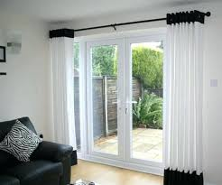 awesome french door curtains target