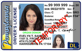 - The To Updated Id Driver's License Photo And Fact Features Pa Sheet Penndot