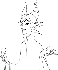 Small Picture Maleficent coloring pages free to print ColoringStar
