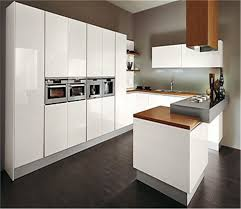 modern high gloss kitchen cabinet furniture loading zoom