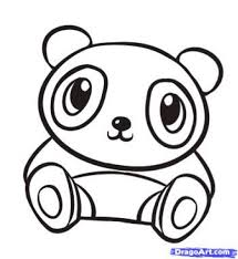 Small Picture Panda Coloring Pages Es Coloring Pages
