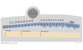 Magic Springs Concert Seating Chart Saratoga Race Course Saratoga Springs Tickets Schedule