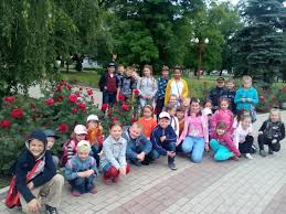 Видео отчет о работе пришкольного лагеря ОШ № г Макеевка в  Видео отчет о работе пришкольного лагеря ОШ №89 г Макеевка в 2016 году