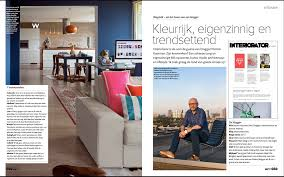 My Interview In Vtwonen Magazine One Month Later Interiorator