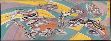 Fish in the Escoutay', Stanley William Hayter, 1951 | Tate