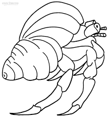 Small Picture Hermit Crab Coloring Page AZ Coloring Pages Hermit Crab Coloring