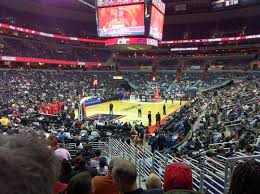 Capital One Arena Section 107 Row R Seat 15 Washington