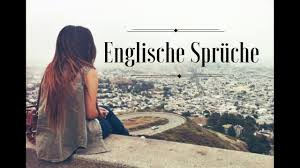 Englische Sprüche übersetzung English Sayings German Translation