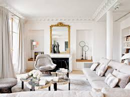 Effortless Chic Interiors With Modern French Style Simple French Interior Designs