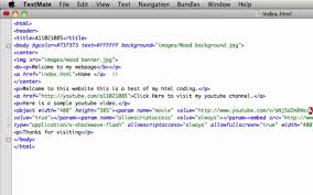 How to link to other pages in HTML. - YouTube