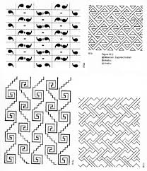 patterns to draw on graph paper pattern lesson 4 art part